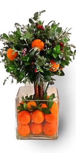 φρούτα-λουλούδια