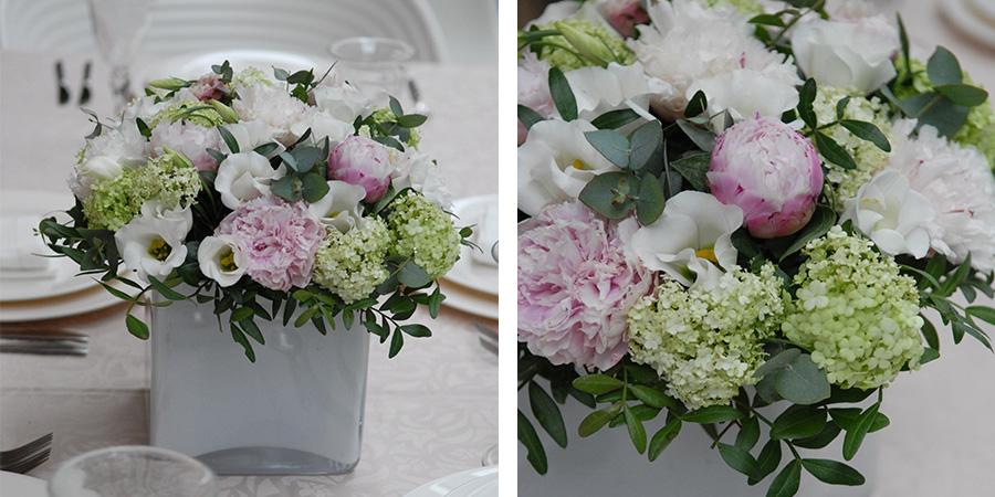 ea07f78c2795 γυάλινο βάζο διακόσμηση τραπεζιού σύνθεση λουλουδιών-glass vases  centerpiece flowers arrangement1