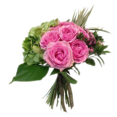 fleria bouquet pink